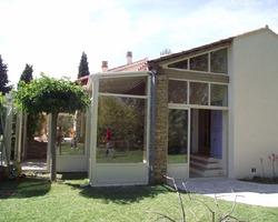 SAS Ducruet - Lentilly - veranda